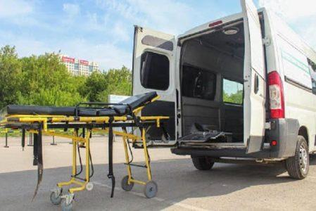 Перевезення лежачих хворих Київ