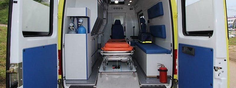 Перевезення хворого з лікарні додому